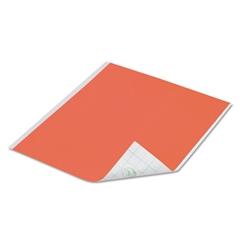 Duck Tape Sheets, Orange, 6/Pack
