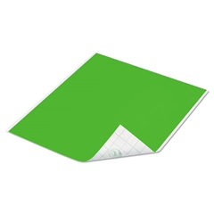 Duck Tape Sheets, Lime, 6/Pack