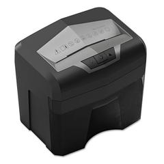 48100 Light-Duty Cross-Cut Shredder, 10 Sheet Capacity