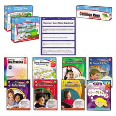 Common Core Kit, Math/Language, Grade 2