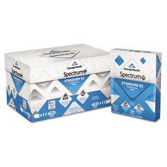 Standard 92 Multipurpose Paper, 20lb, 8 1/2 x 11, White, 5000 Shts/Ctn