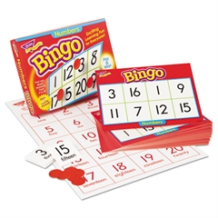 TREND Young Learner Bingo Game, Numbers