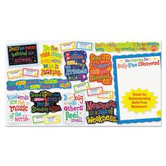 Scholastic Our Bully Free Classroom Bulletin Board Set, 18 x 24
