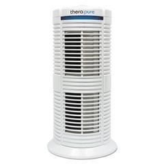TPP220M HEPA-Type Air Purifier, 70 sq ft Room Capacity, Three Speeds, White