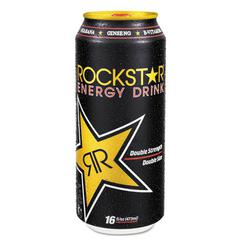 Rockstar Energy Drink, Original, 500mL Can, 24/Carton