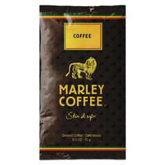 Marley Coffee Coffee Fractional Pack, Marley Mixer, 12/Box