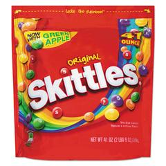 Skittles Bite Size Chewy Candies, 41oz Bag