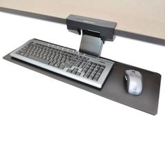 Neo-Flex Underdesk Keyboard Arm, 27w x 9d, Black