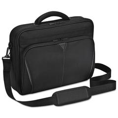 "Targus Classic Clamshell Case, 16"", 16 x 2 3/4 x 13, Polyester, Black"