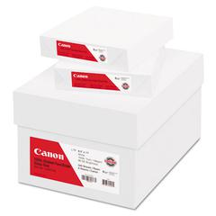 Canon Coated Two-Sided Gloss Text Paper, 8-1/2 x 11, 100 lb., WH, 500/Ream, 6 Reams/CT