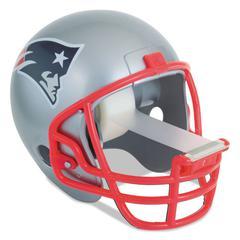 "Scotch NFL Helmet Tape Dispenser, New England Patriots, Plus 1 Roll Tape 3/4"" x 350"""
