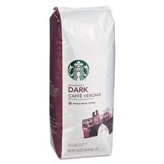 Whole Bean Coffee, Caffe Verona, 1 lb Bag