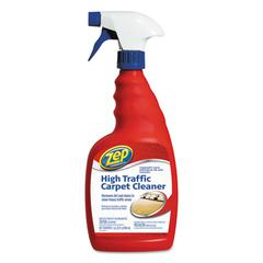 High Traffic Carpet Cleaner, 32 oz Spray Bottle