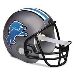 "Scotch NFL Helmet Tape Dispenser, Detroit Lions, Plus 1 Roll Tape 3/4"" x 350"""
