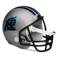 "Scotch NFL Helmet Tape Dispenser, Carolina Panthers, Plus 1 Roll Tape 3/4"" x 350"""