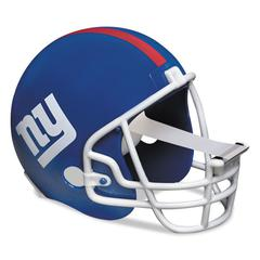 "Scotch NFL Helmet Tape Dispenser, New York Giants, Plus 1 Roll Tape 3/4"" x 350"""