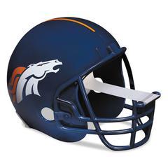 "Scotch NFL Helmet Tape Dispenser, Denver Broncos, Plus 1 Roll Tape 3/4"" x 350"""