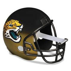 "Scotch NFL Helmet Tape Dispenser, Jacksonville Jaguars, Plus 1 Roll Tape 3/4"" x 350"""