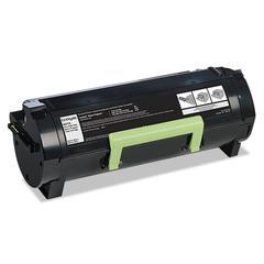 60F1X00 (LEX-601X) Toner, 20000 Page-Yield, Black