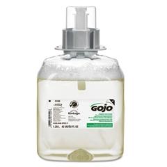 GOJO FMX Green Seal Foam Handwash Dispenser Refill, Unscented, 1250mL