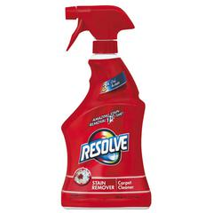 Resolve Triple Oxi Advanced Trigger Carpet Cleaner, 22oz Bottle