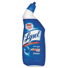 Disinfectant Toilet Bowl Cleaner, 24oz Bottle, 12/Carton
