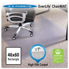 46x60 Rectangle Chair Mat, Performance Series AnchorBar for Carpet up to 1""