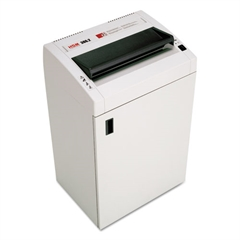 HSM Classic 386.2 Strip-Cut Shredder, Shreds up to 23 Sheets, 31-Gallon Capacity