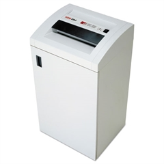 HSM Classic 225.2 Strip-Cut Shredder, Shreds up to 42 Sheets, 31.7-Gallon Capacity