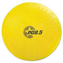 """Champion Sports Playground Ball, 8 1/2"""" Diameter, Yellow"""