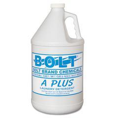 Industrial Liquid Laundry Detergent, 1 gal Bottle