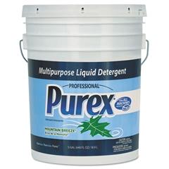 PUREX Concentrate Liquid Laundry Detergent, Mountain Breeze, 5 gal. Pail