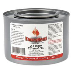 FancyHeat Ethanol Gel Chafing Fuel Can, 2-1/2 Hour Burn, 7 oz