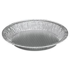 Aluminum Pie Pan, #10, 9 5/8 dia x 1 7/32h, 200/Carton