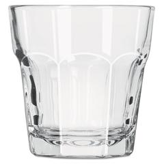 "Gibraltar Rocks Glasses, Rocks, 7oz, 3 1/4"" Tall"