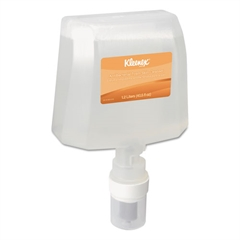 Kleenex Skin Cleanser Refill, Antibacterial, 1200mL, 2/Carton
