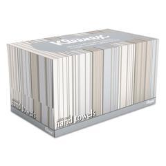 Ultra Soft Hand Towels, POP-UP Box, White, 70/Box