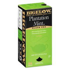 Bigelow Plantation Mint Black Tea, 28/Box
