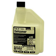 T.E.T. #18 Defoamer, 16 oz, Dilution-Control Squeeze Bottle, 2/Carton