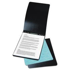 "Presstex Report Cover, Prong Clip, Legal, 2"" Capacity, Light Blue"