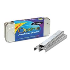 Optima Premium Staples, 40-Sheet Capacity, 3750/Box