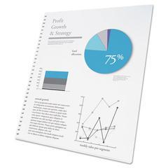 ProClick Presentation Paper, 96 Bright, 19-Hole. 24lb, 8 1/2 x 11, White, 250/RM