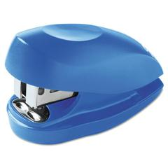 TOT Mini Stapler, 12-Sheet Capacity, Blue