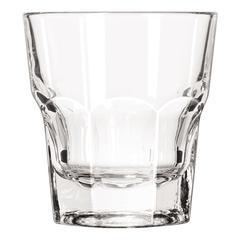 "Gibraltar Rocks Glasses, Tall Rocks, 9oz, 3 7/8"" Tall, 36/Carton"