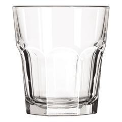 "Gibraltar Rocks Glasses, Double Rocks, 12oz, 4"" Tall, 36/Carton"