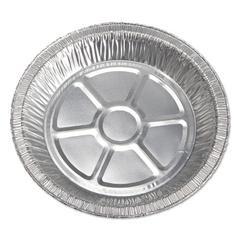 "Handi-Foil of America Aluminum Pie Pan, 9"", 200/Carton"