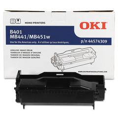 Oki 44574309 Drum, Black