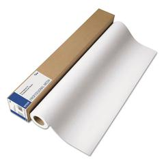 "Professional Media Metallic Photo Paper Glossy, White, 16"" x 100 ft Roll"