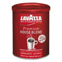 Premium House Blend Ground Coffee, Medium Roast, 10 oz Can