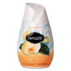 Renuzit Adjustables Air Freshener, Simply Vanilla, Solid, 7 oz